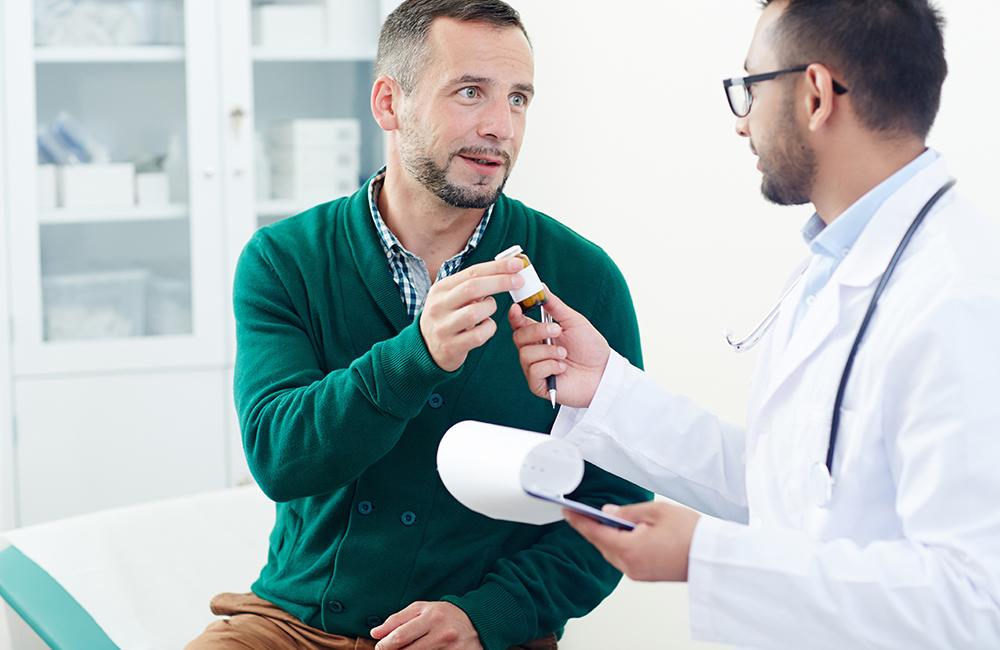Vigila tu salud y sana tu próstata
